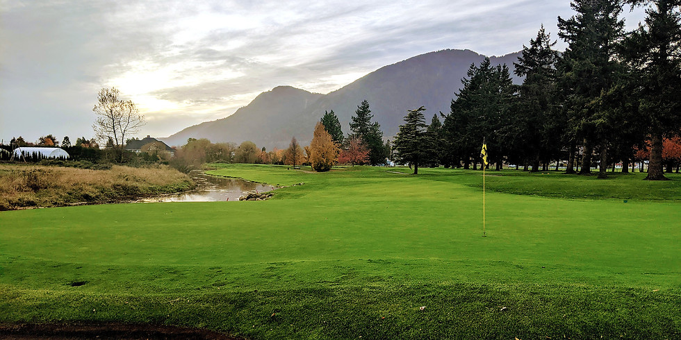 Tour Event #5 - Chilliwack Golf Club - Qualifies for PGA of BC OOM and PDP