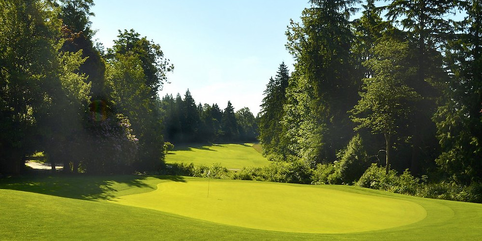 Tour Event #2 - Fraserview Golf Course