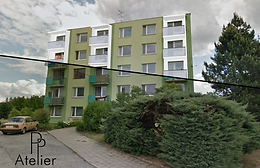 Nové lodžie BD Husova, Náměšť nad Oslavou