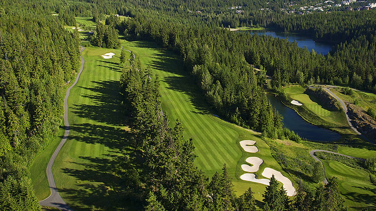Tour Championship Day 2 - Fairmont Chateau Whistler Golf Club - Qualifies for PGA of BC OOM and PDP