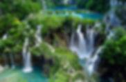 Plitvice-Waterfalls-at-Plitvicka-Jezera-