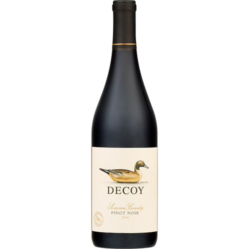 Decoy Pinot Noir 2017