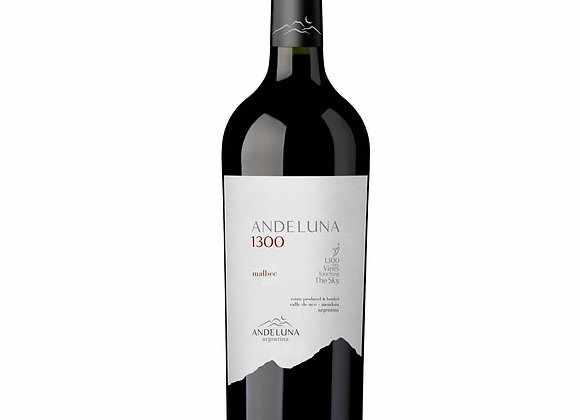 Andeluna 1300 Merlot- Valle de Uco