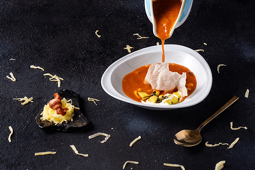 Sopa de Tomate Pomodoro San Marzano