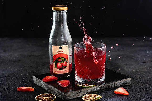 Gassata de Frutos Rojos