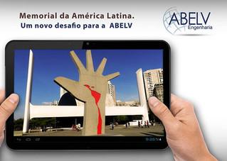 Um novo desafio para a ABELV - Obra - Memorial da América Latina