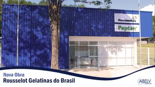 Nova Obra – Rousselot Gelatinas do Brasil.