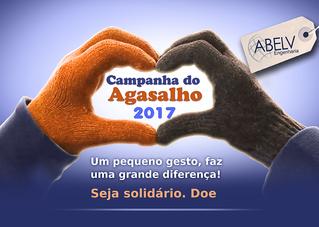 Campanha do Agasalho Abelv 2017