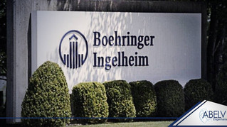 Obra Boehringer Ingelheim - Paulínia/ SP