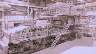 Entra em operação a modernizada máquina de papel 1 (MP1) da Ahlstrom-Munksjö – Jacareí/SP.
