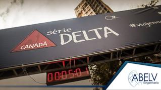 Abelv Run na Série Delta – Etapa Canadá
