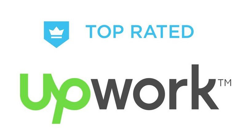 Upwork - Top Rated