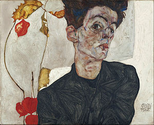 Inspirational Artist - Egon Schiele