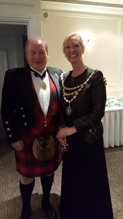 Aberdeen Annual Dinner 2016