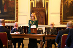 AGM 2016, Windsor Guildhall