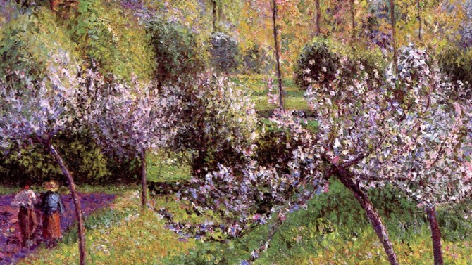 Inspirational Artists: Camille Pissarro