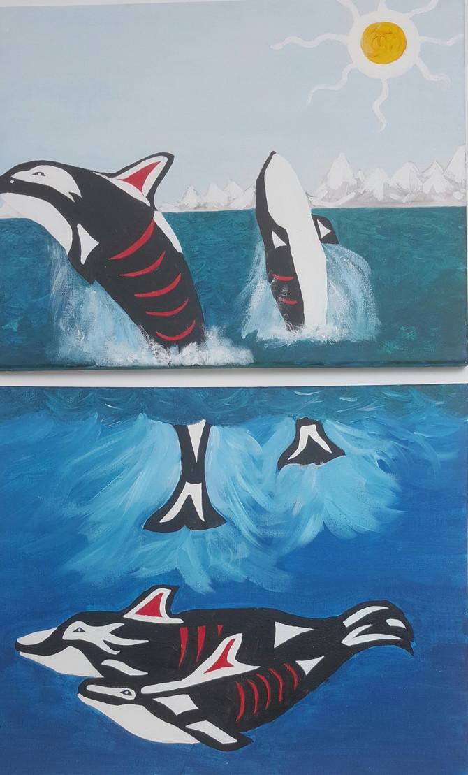 The Killer Orca