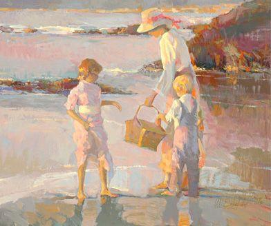 Inspirational Artists: Mary Cassatt