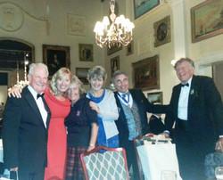 President's Dinner RWH Windsor Oct 2014