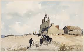 Inspirational Artists: The English Watercolour - Edward Wesson