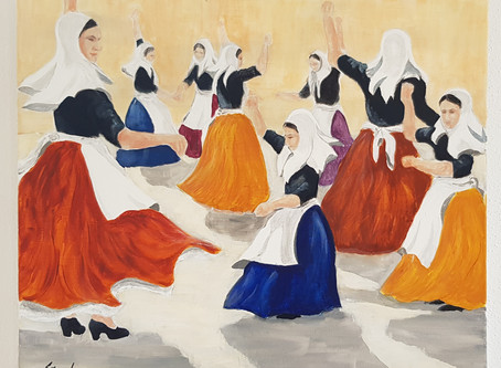 The Dancers of Soller