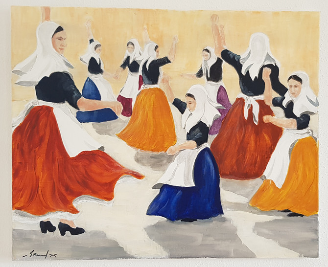 The Dancers of Soller