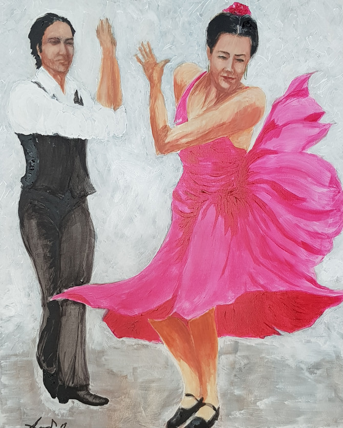 Spanish Dancers 2019