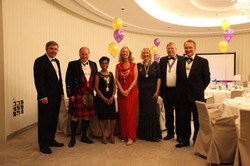 Annual Dinner 2016 Top Table