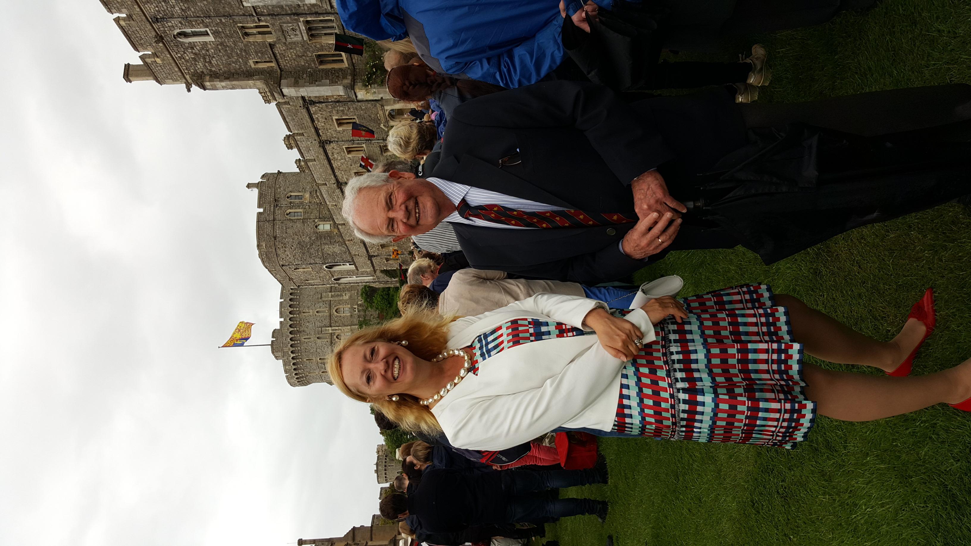 Garter Day, Windsor Castle, 2016