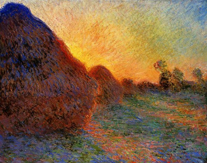 Inspirational Artists: Oscar-Claude Monet