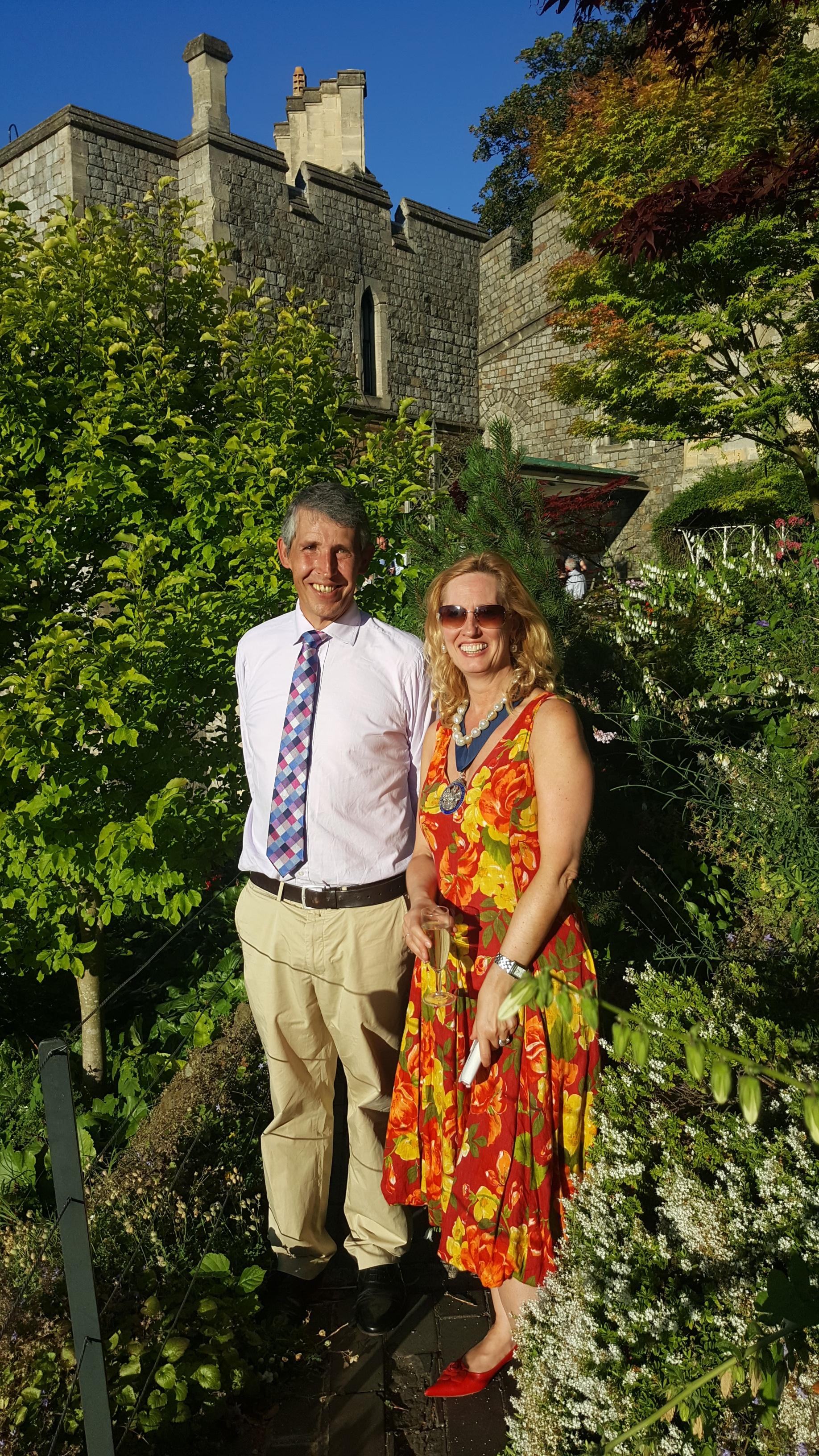 Summer Reception Windsor Castle 2016