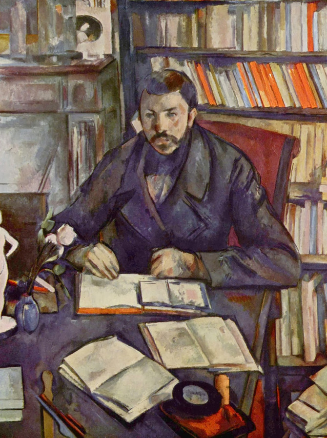 Inspirational Artists: Cezanne