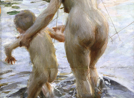 Inspirational Artists: Anders Zorn