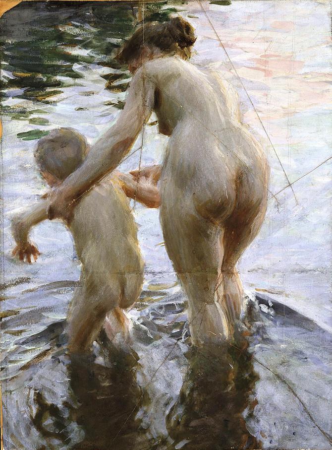 Inspirational Artists: Anders Zorn