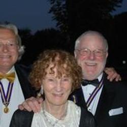 Nick Farrow Bernadette and Alec McQuin