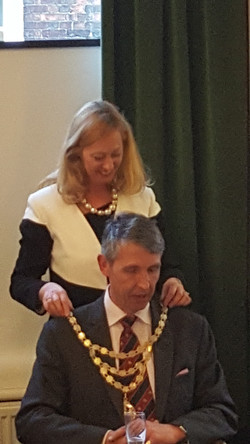 AGM :The Chain of Office