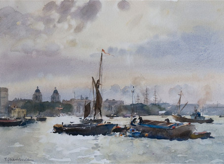 Thames Art Exhibition
