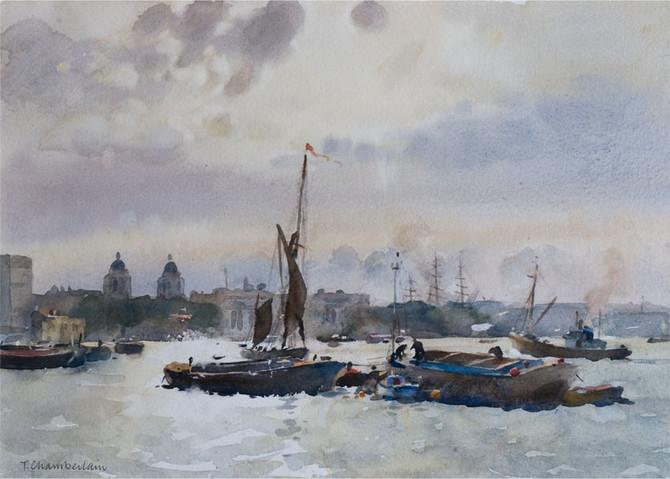 Thames Art Exhibition