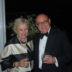 Pamela and Peter Harper President's Weekend 2021
