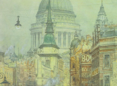 'The Streets of London'  H.E. Tidmarsh
