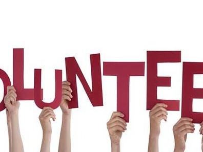 今天你做志愿者了吗?