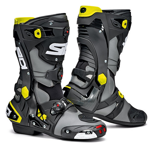 Sidi Rex Grey/Black/Yellow CE