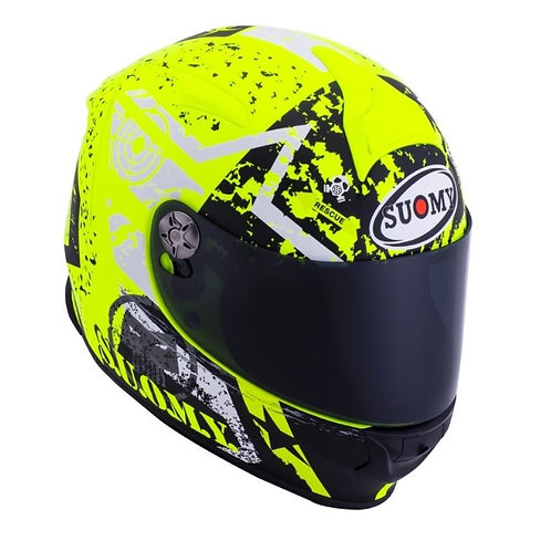 SR SPORT FLUO YELLOW MATT