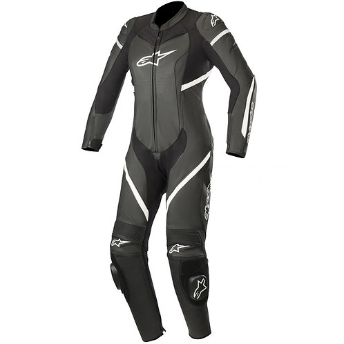 copy of Alpinestars Stella Kira 1 Piece Leather Suit Black White