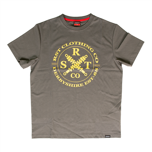 RST CLOTHING CO. MENS T-SHIRT