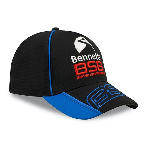 BRITISH SUPER BIKES FAN PEAKED HAT