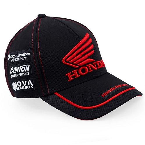 HONDA RACING BSB TEAM PEAKED CAP