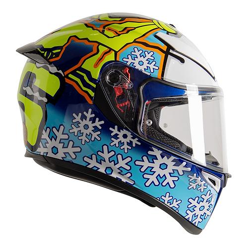 AGV K3 SV-S Winter Test 2016