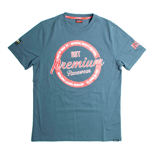 RST CASUAL IOM TT PREM SAFETY PARTNER T-SHIRT