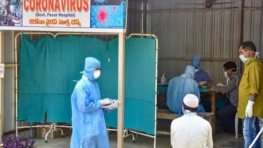 Andhra Pradesh witnessed its worst single day spike of coronavirus on Wednesday, 10,000 plus cases, as the other southern states, including Tamil Nadu and Karnataka also reported high daily numbers, although they saw a dip in the infections.